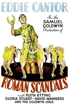 Best Music Movies of 1933 : Roman Scandals