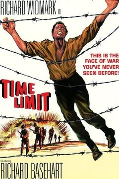 Best Mystery Movies of 1957 : Time Limit