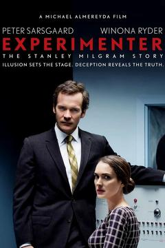 Best History Movies of 2015 : Experimenter