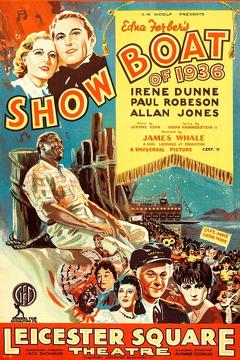 Best Comedy Movies of 1936 : Show Boat