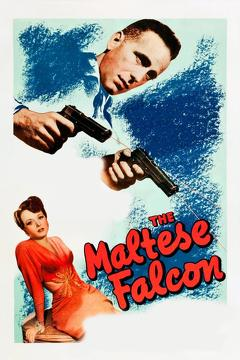 Best Thriller Movies of 1941 : The Maltese Falcon