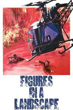 Best Thriller Movies of 1970 : Figures in a Landscape