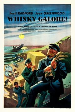 Best Crime Movies of 1949 : Whisky Galore!