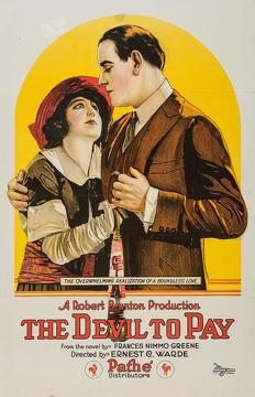 Best Mystery Movies of 1920 : The Devil to Pay