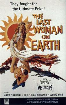 Best Science Fiction Movies of 1960 : Last Woman on Earth