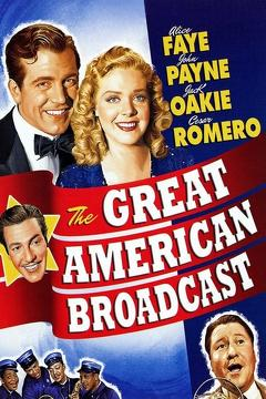 Best Music Movies of 1941 : The Great American Broadcast