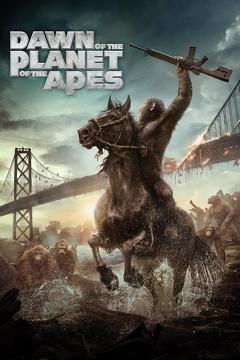 Best Thriller Movies of 2014 : Dawn of the Planet of the Apes