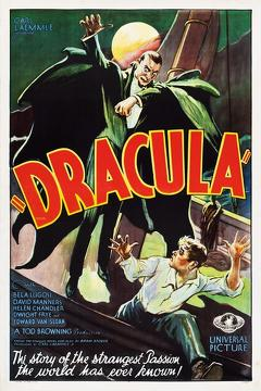 Best Fantasy Movies of 1931 : Dracula