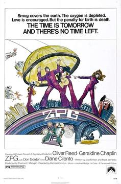 Best Science Fiction Movies of 1972 : Z.P.G.