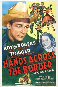 Best Western Movies of 1944 : Hands Across the Border