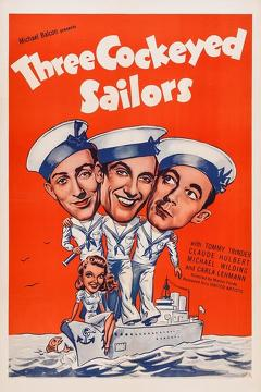 Best War Movies of 1940 : Sailors Three