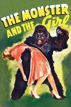 Best Horror Movies of 1941 : The Monster and the Girl