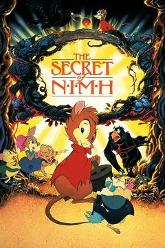 Best Fantasy Movies of 1982 : The Secret of NIMH