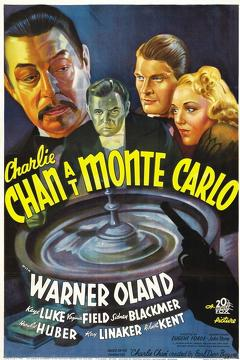 Best Mystery Movies of 1937 : Charlie Chan at Monte Carlo