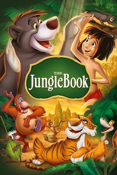Best Animation Movies of 1967 : The Jungle Book