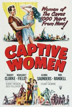 Best Science Fiction Movies of 1952 : Captive Women