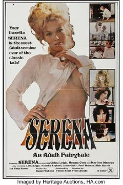 Best Fantasy Movies of 1979 : Serena: An Adult Fairy Tale
