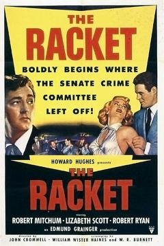 Best Action Movies of 1951 : The Racket