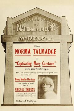 Best Romance Movies of 1915 : Captivating Mary Carstairs