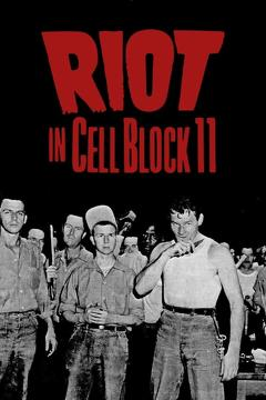 Best Crime Movies of 1954 : Riot in Cell Block 11