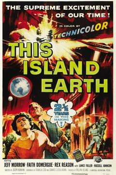 Best Science Fiction Movies of 1955 : This Island Earth