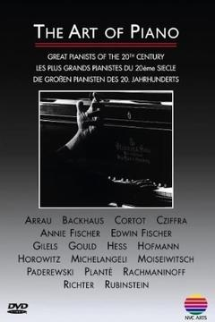 Best Documentary Movies of 1999 : The Art of Piano - Great Pianists of 20th Century