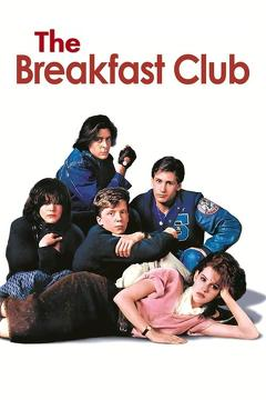 Best Comedy Movies of 1985 : The Breakfast Club