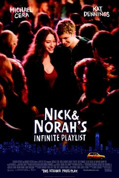 Best Music Movies of 2008 : Nick and Norah's Infinite Playlist