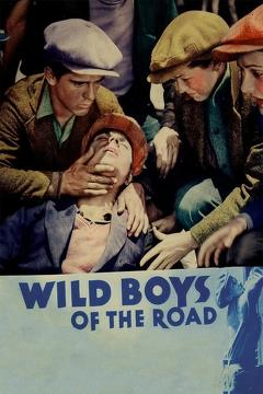 Best Drama Movies of 1933 : Wild Boys of the Road