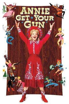 Best Western Movies of 1950 : Annie Get Your Gun