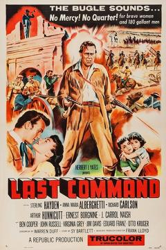 Best History Movies of 1955 : The Last Command