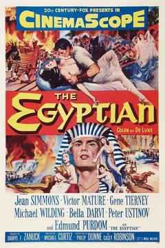 Best History Movies of 1954 : The Egyptian