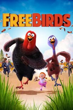 Best Animation Movies of 2013 : Free Birds