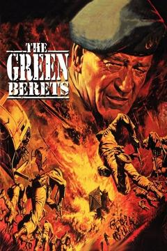 Best War Movies of 1968 : The Green Berets