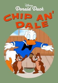 Best Family Movies of 1947 : Chip an' Dale