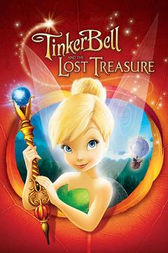 Best Animation Movies of 2009 : Tinker Bell and the Lost Treasure