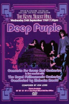 Best Music Movies of 1970 : Deep Purple: Concerto for Group and Orchestra