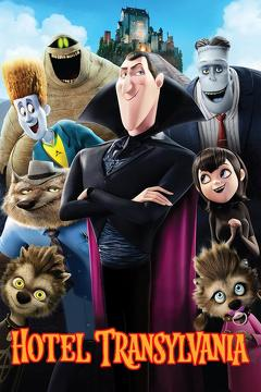 Best Family Movies of 2012 : Hotel Transylvania