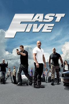 Best Action Movies of 2011 : Fast Five