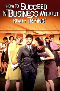 Best Comedy Movies of 1967 : How to Succeed in Business Without Really Trying