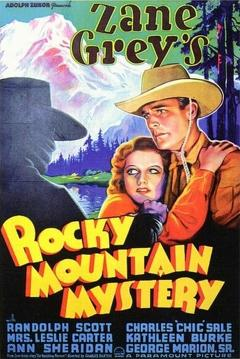 Best Western Movies of 1935 : Rocky Mountain Mystery