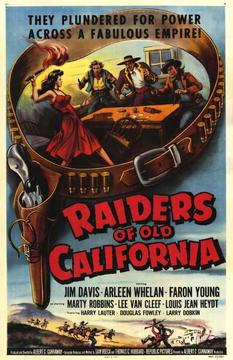 Best History Movies of 1957 : Raiders of Old California
