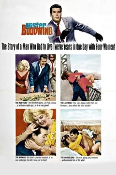 Best Mystery Movies of 1966 : Mister Buddwing