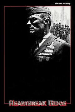 Best Action Movies of 1986 : Heartbreak Ridge