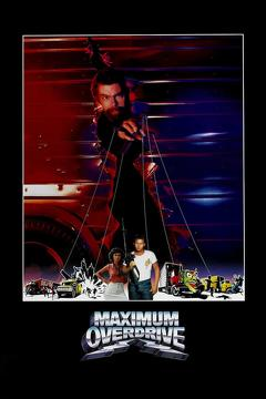 Best Science Fiction Movies of 1986 : Maximum Overdrive