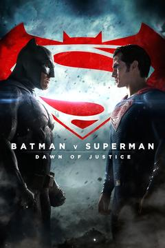 Best Fantasy Movies of 2016 : Batman v Superman: Dawn of Justice