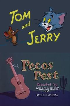 Best Animation Movies of 1955 : Pecos Pest
