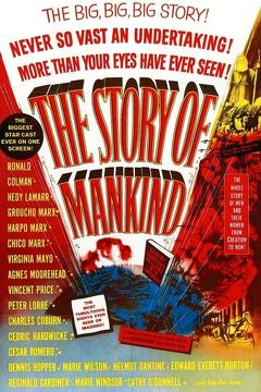 Best Fantasy Movies of 1957 : The Story of Mankind