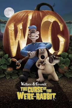 Best Adventure Movies of 2005 : Wallace & Gromit: The Curse of the Were-Rabbit