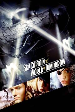 Best Mystery Movies of 2004 : Sky Captain and the World of Tomorrow
